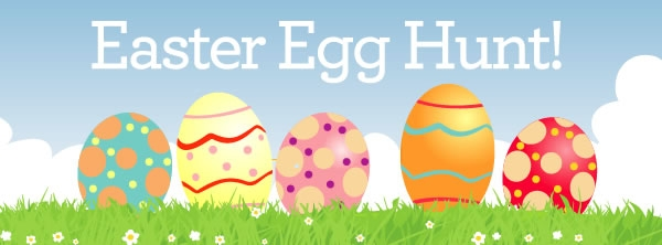Easter Egg Hunt This Saturday!