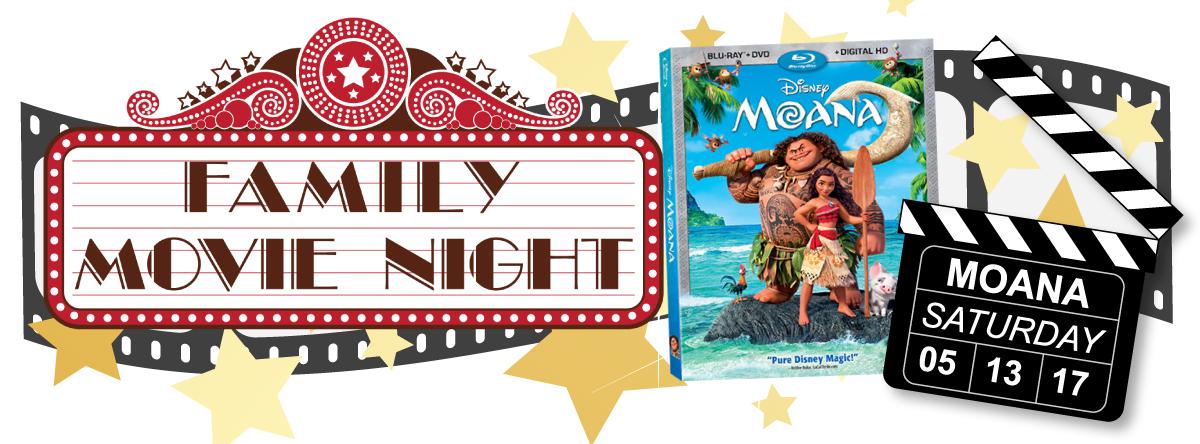May Family MovieNight