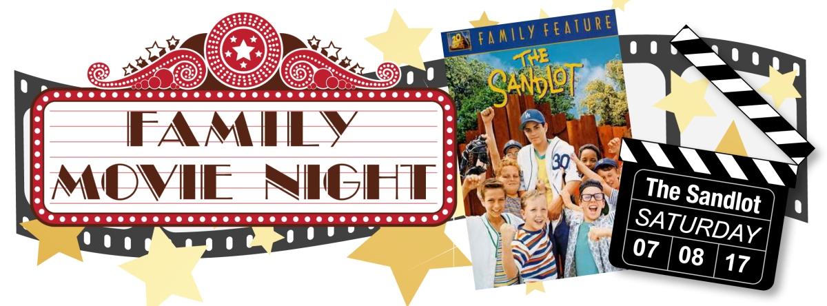 July Family MovieNight